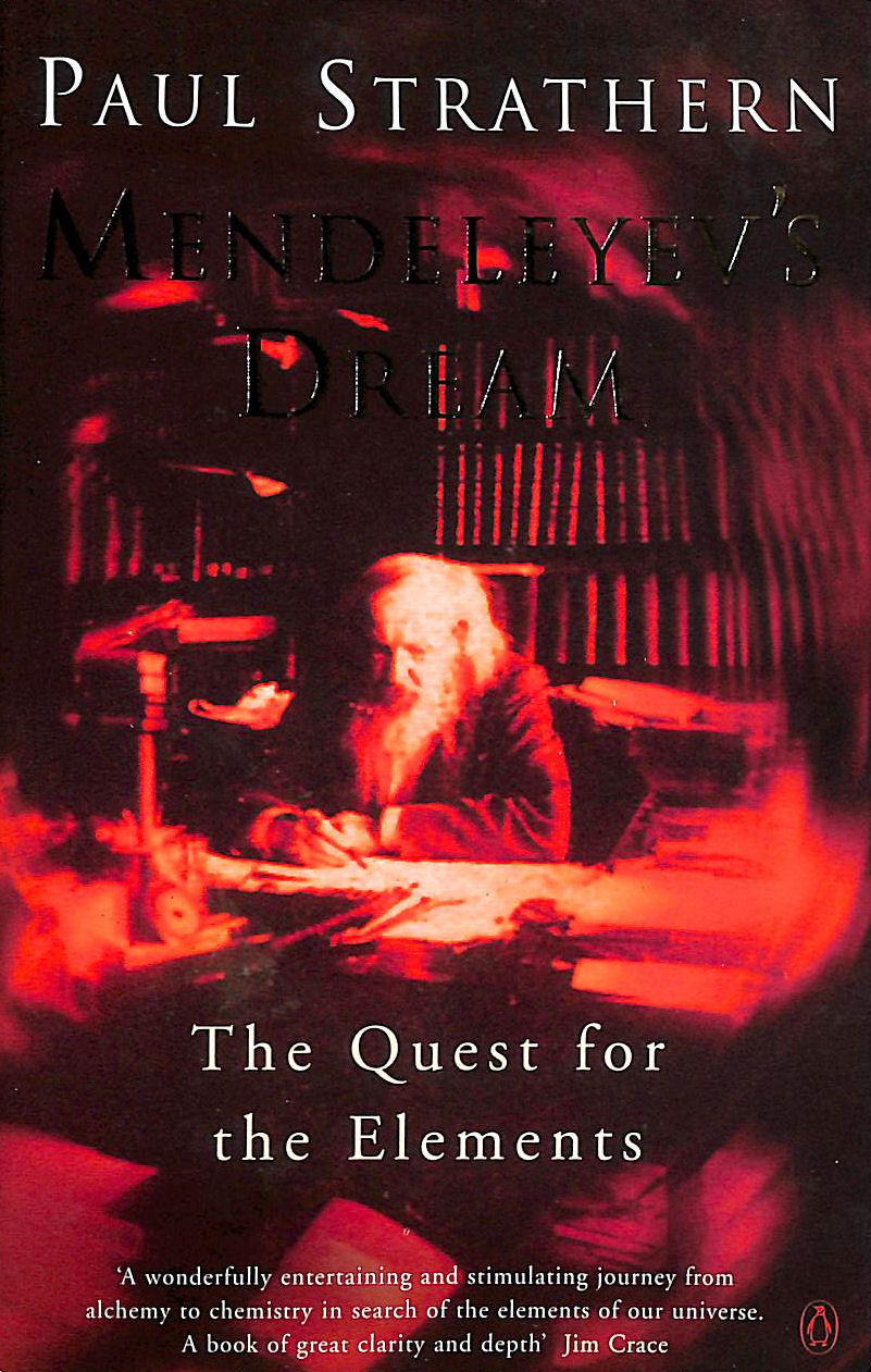 Image for Mendeleyev's Dream: The Quest For The Elements