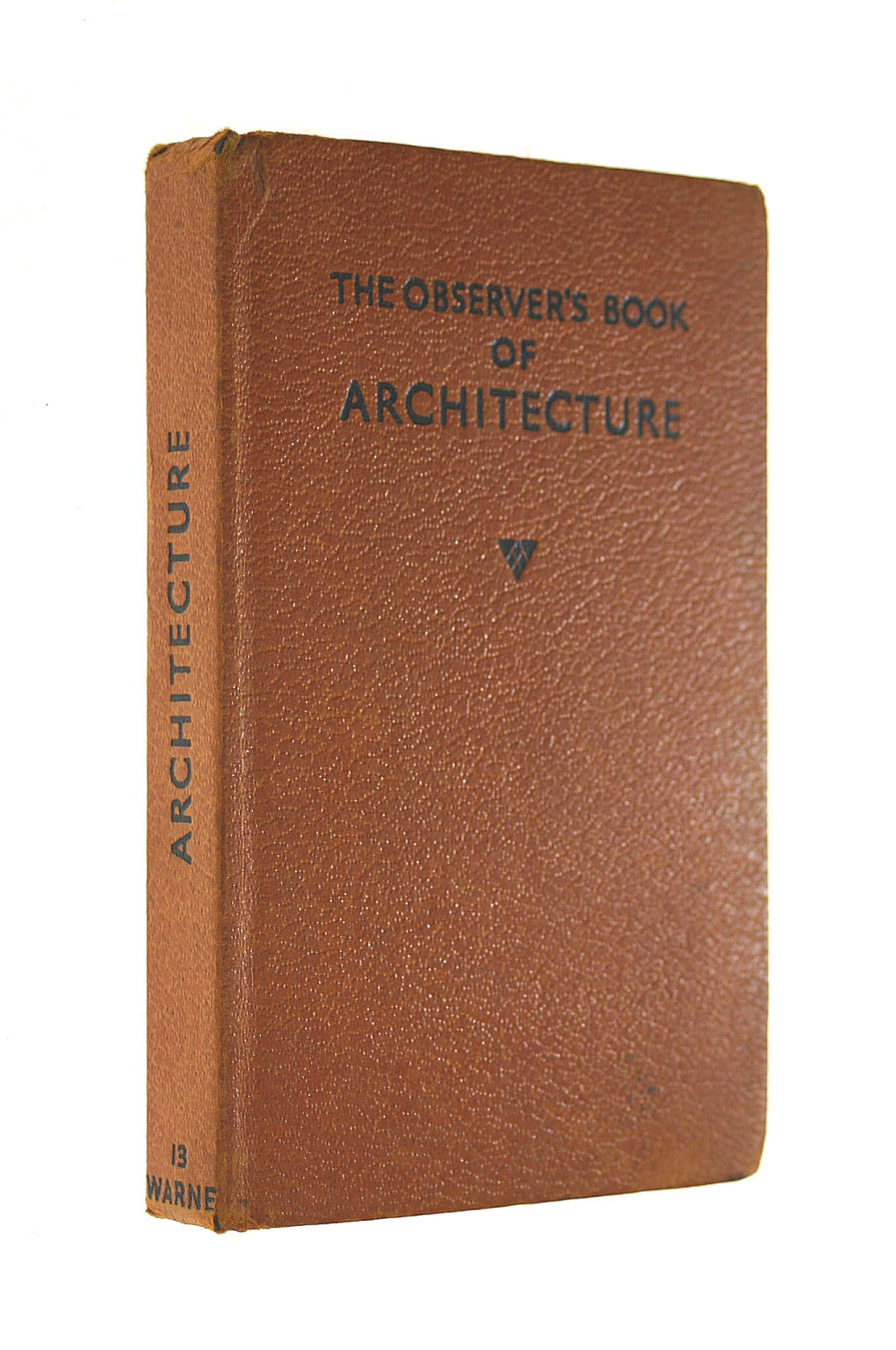 Image for The Observer's Book Of Architecture (Observer's Pocket Series No. 13)