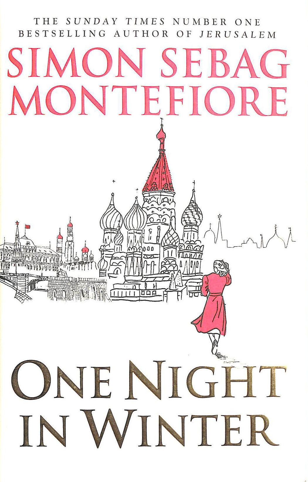 Image for One Night In Winter (The Moscow Trilogy)