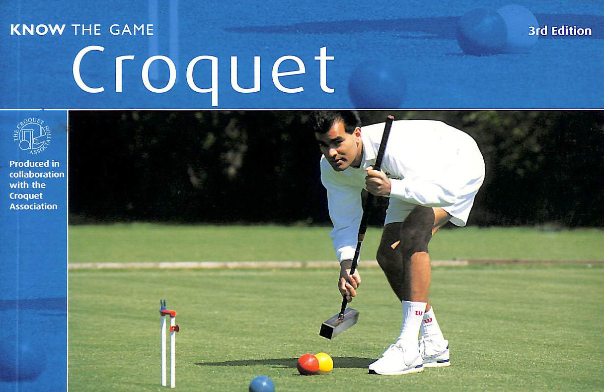 Image for Croquet (Know The Game)