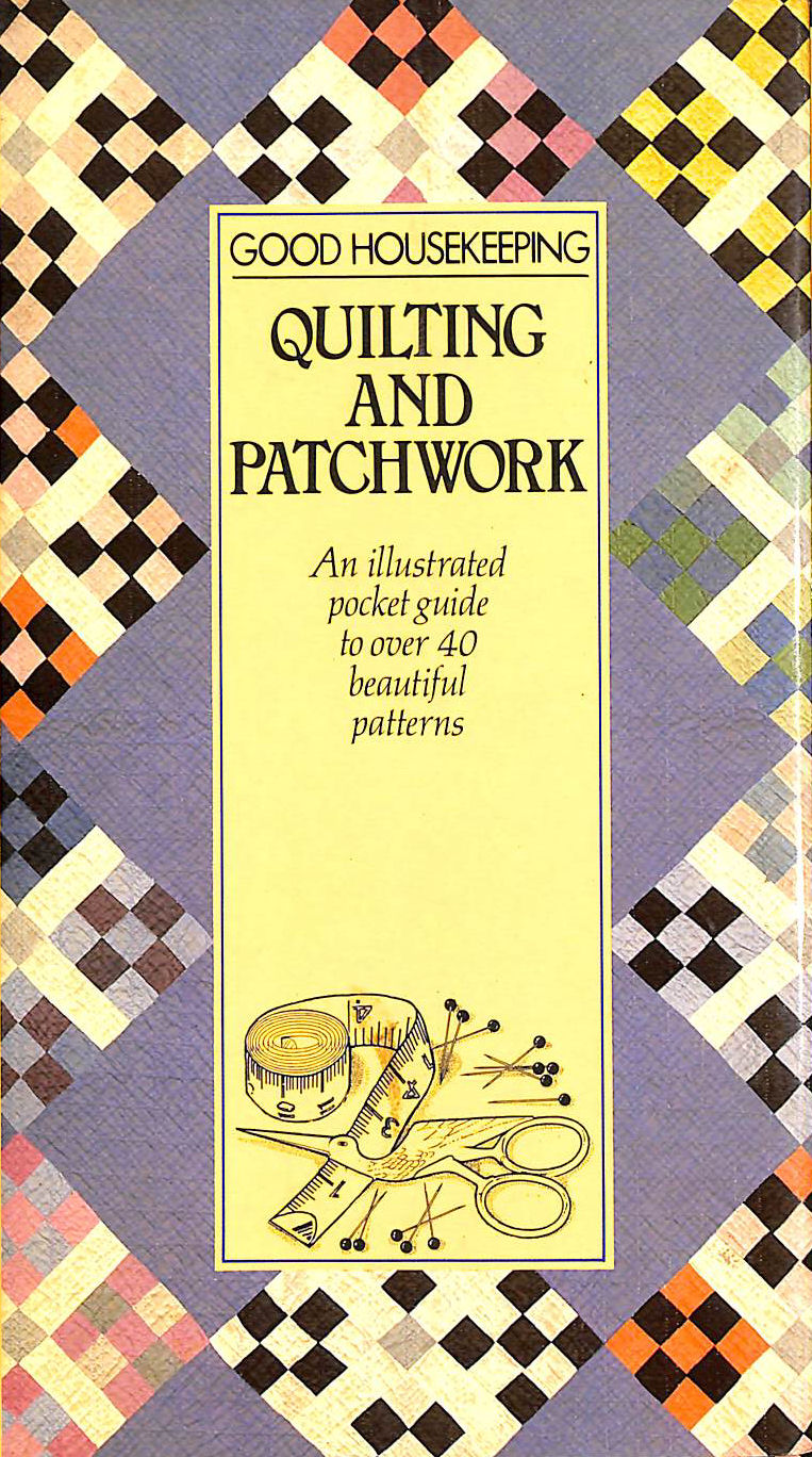 Image for Good Housekeeping Quilting And Patchwork