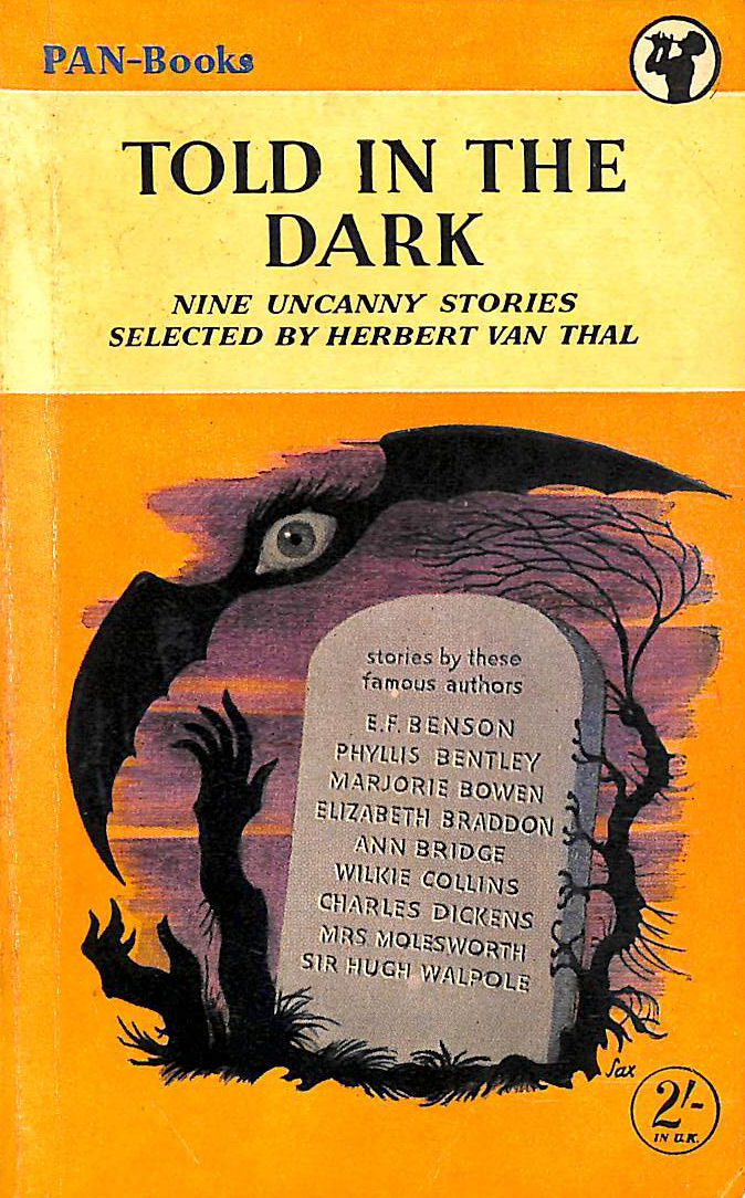 Image for Told In The Dark: Nine Uncanny Stories