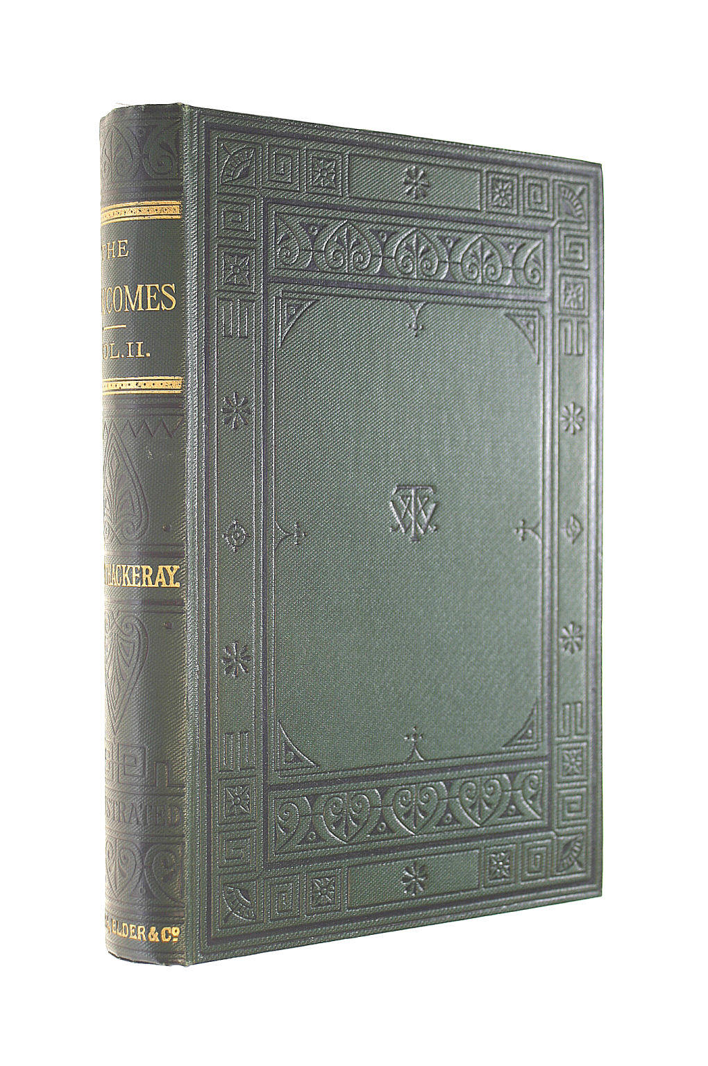 Image for The Newcomes, Memoirs Of A Most Respectable Family Vol Ii Of Ii