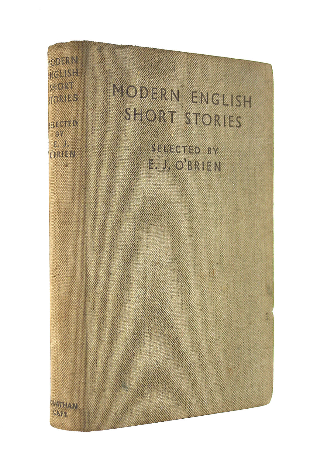 Image for Modern English Short Stories