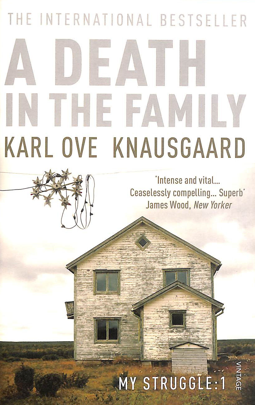 Image for A Death In The Family: My Struggle Book 1