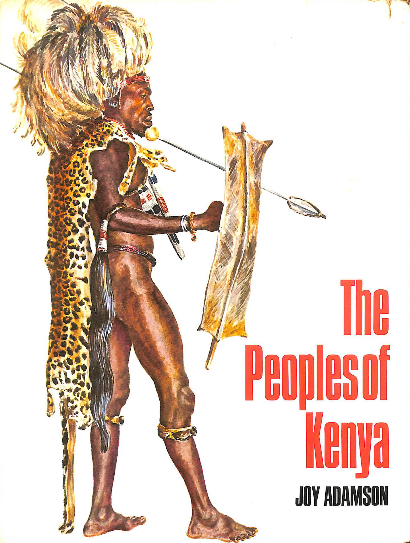 Image for Peoples Of Kenya