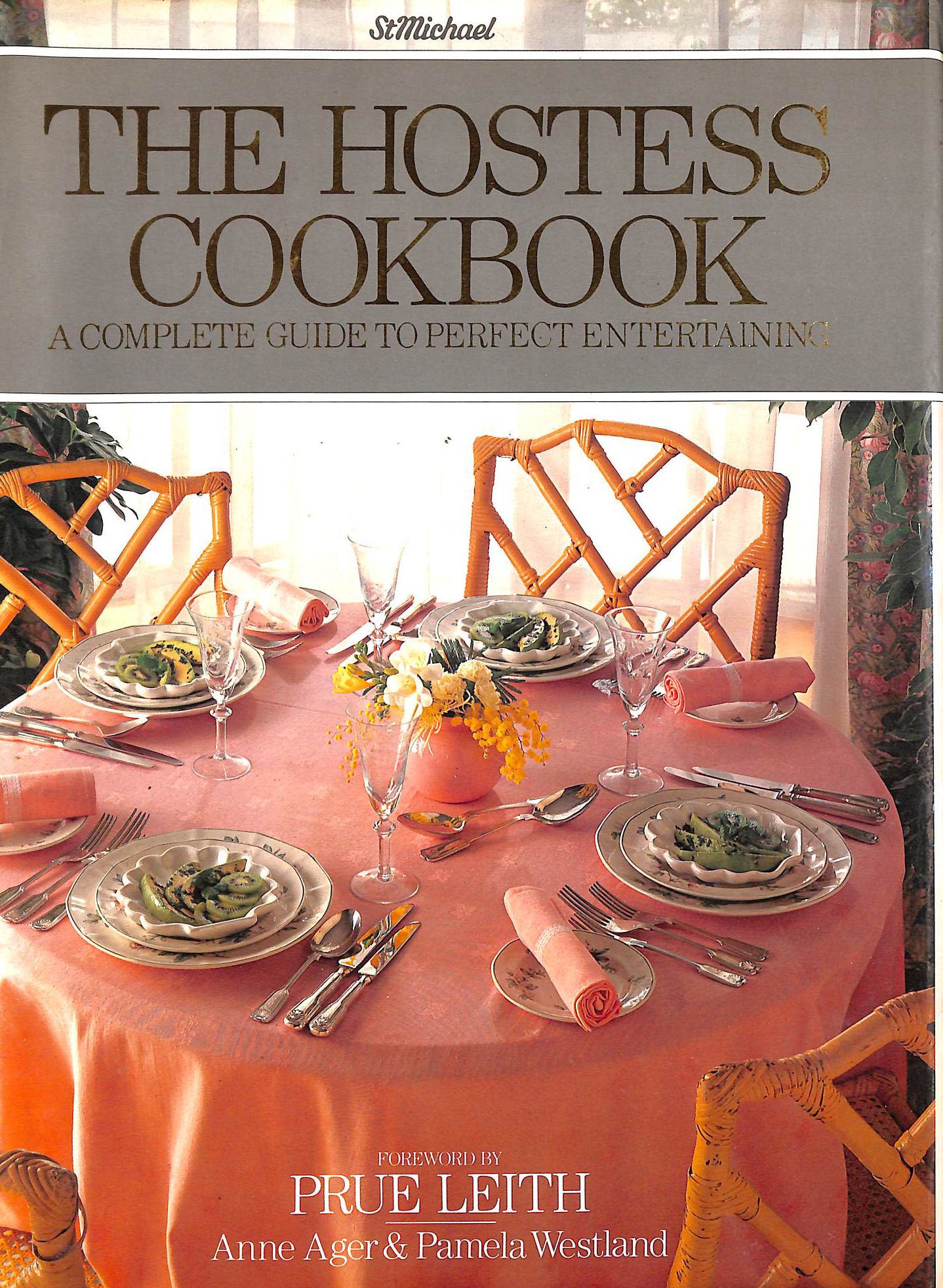 Image for The Hostess Cookbook