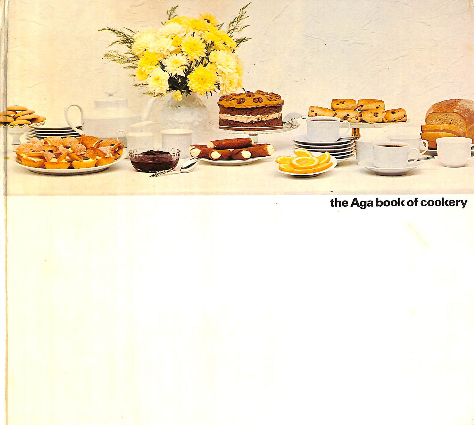 Image for The Aga Book Of Cookery