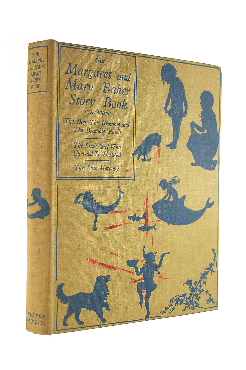 Image for The Margaret And Mary Baker Story Book.