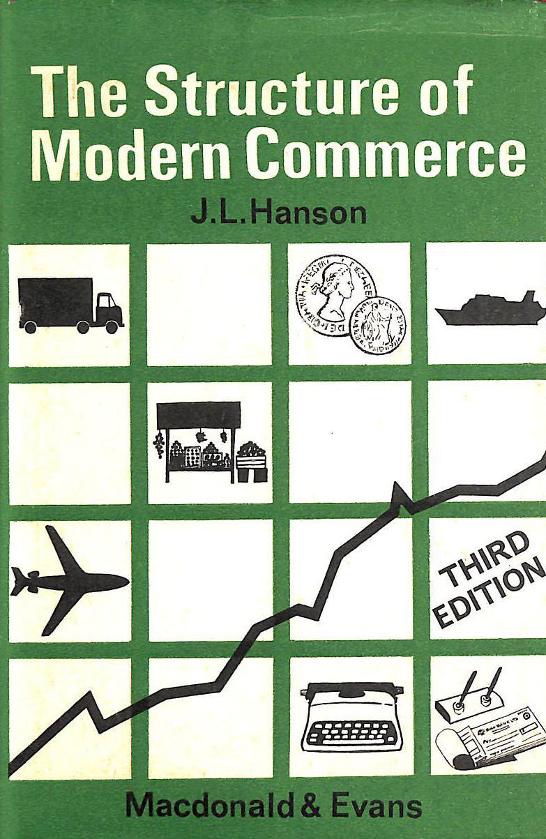 Image for The Structure Of Modern Commerce