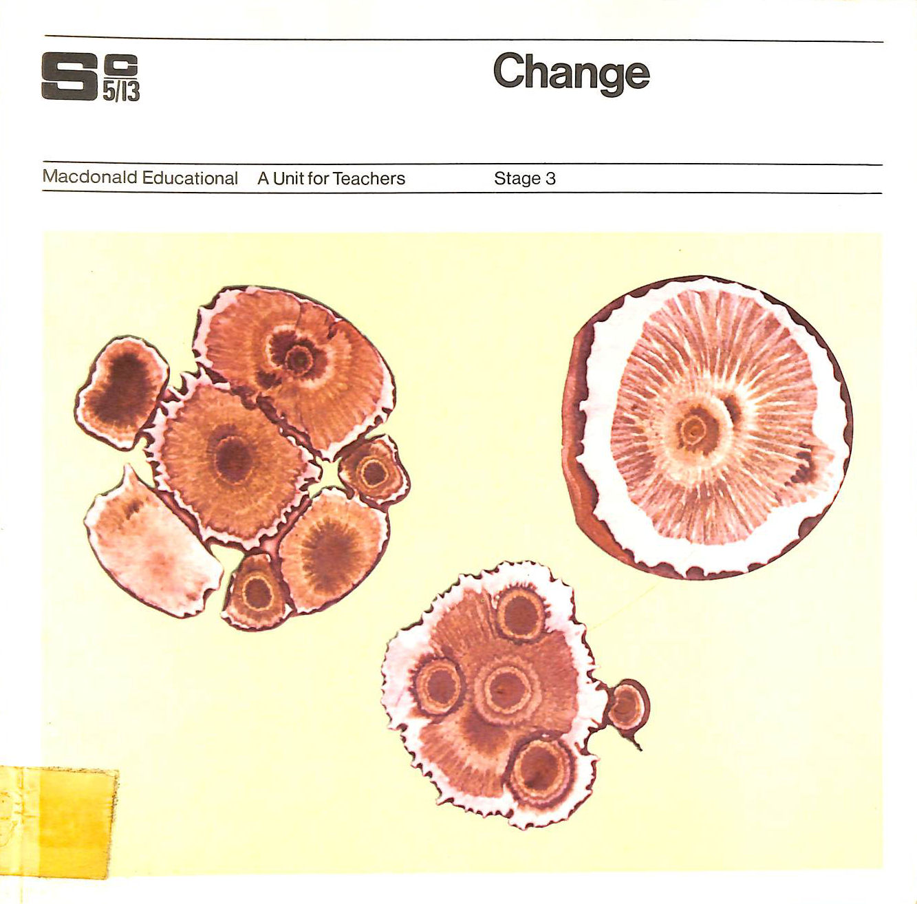 Image for Science 5-13: Change: Stage 3 (Science 5/13: Teacher's Resources)