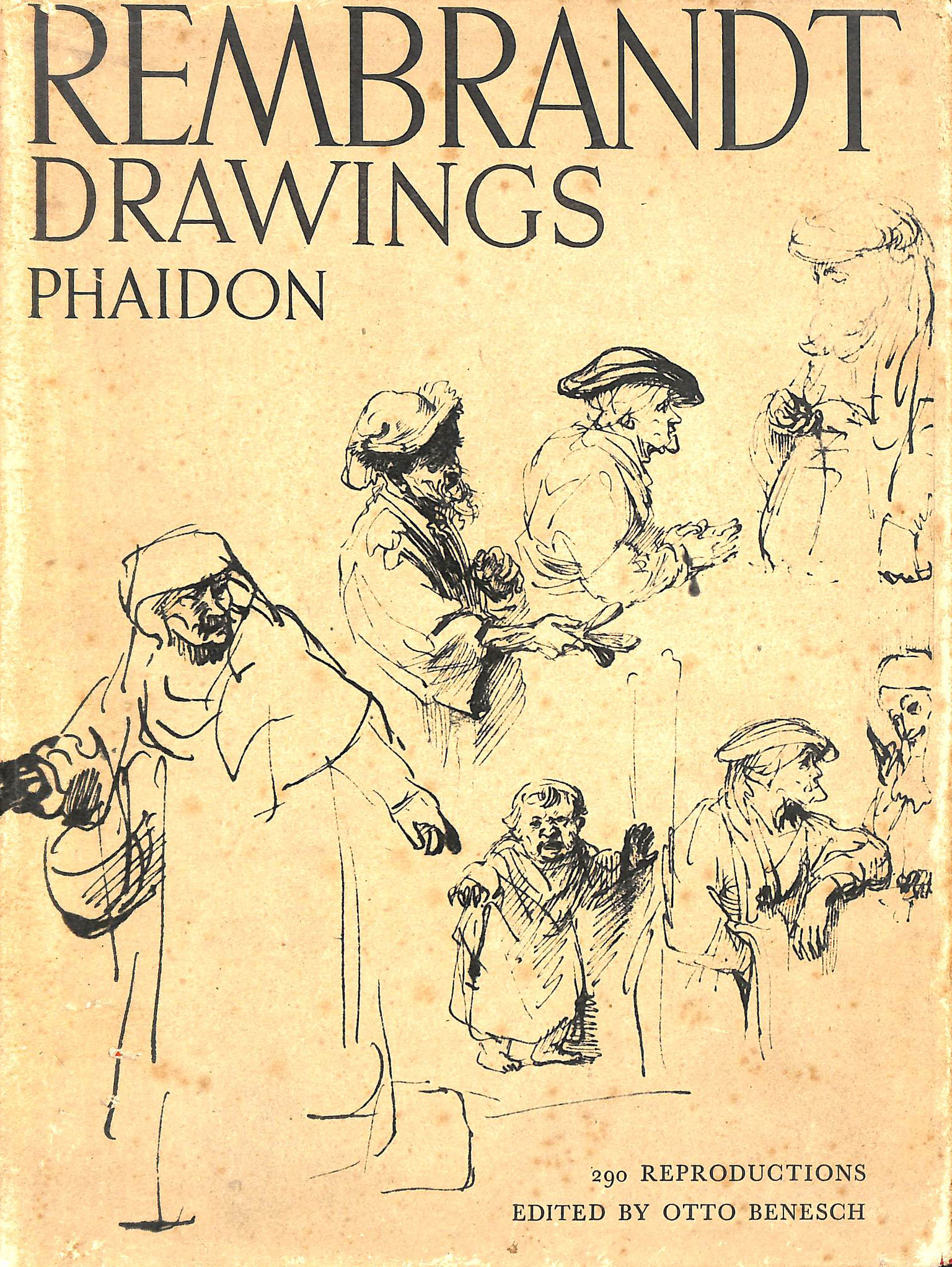 Image for Rembrandt Selected Drawings