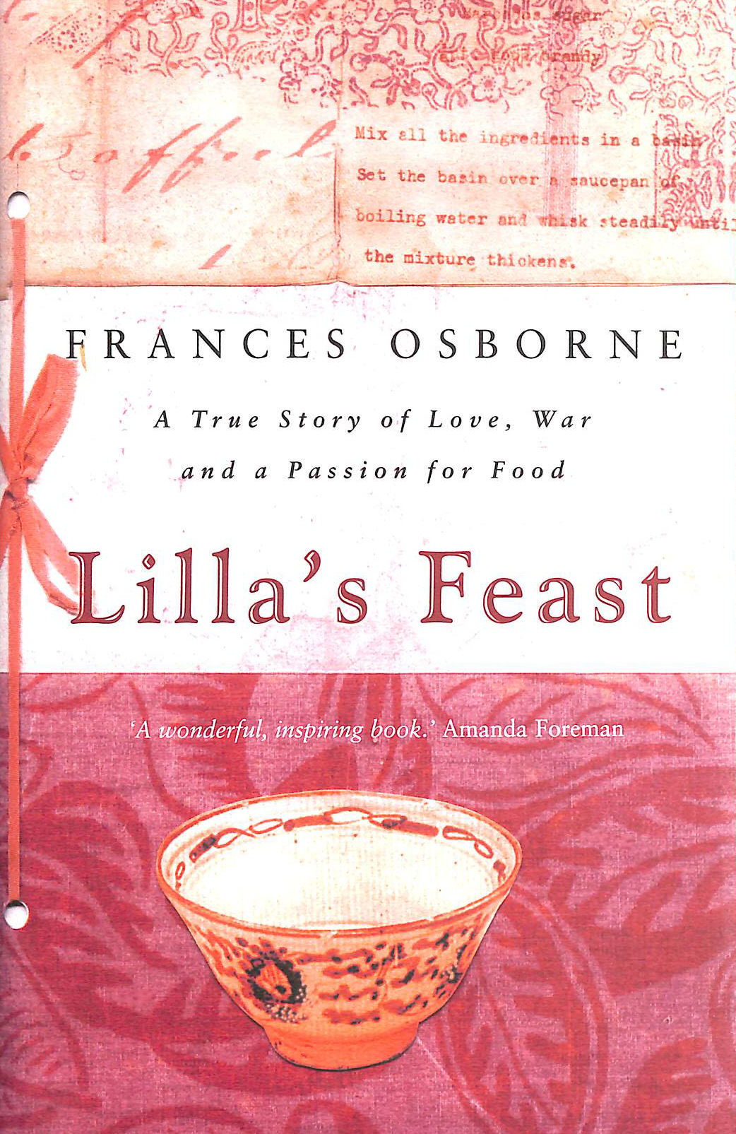 Image for Lilla's Feast: A Story Of Love, War And A Passion For Food