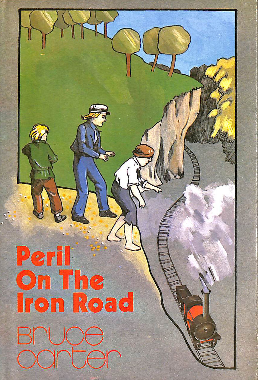 Image for Peril On The Iron Road