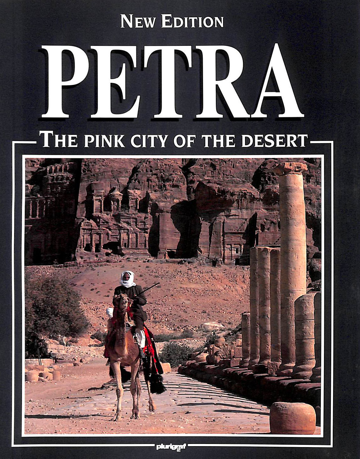 Image for Petra: The Pink City Of The Desert