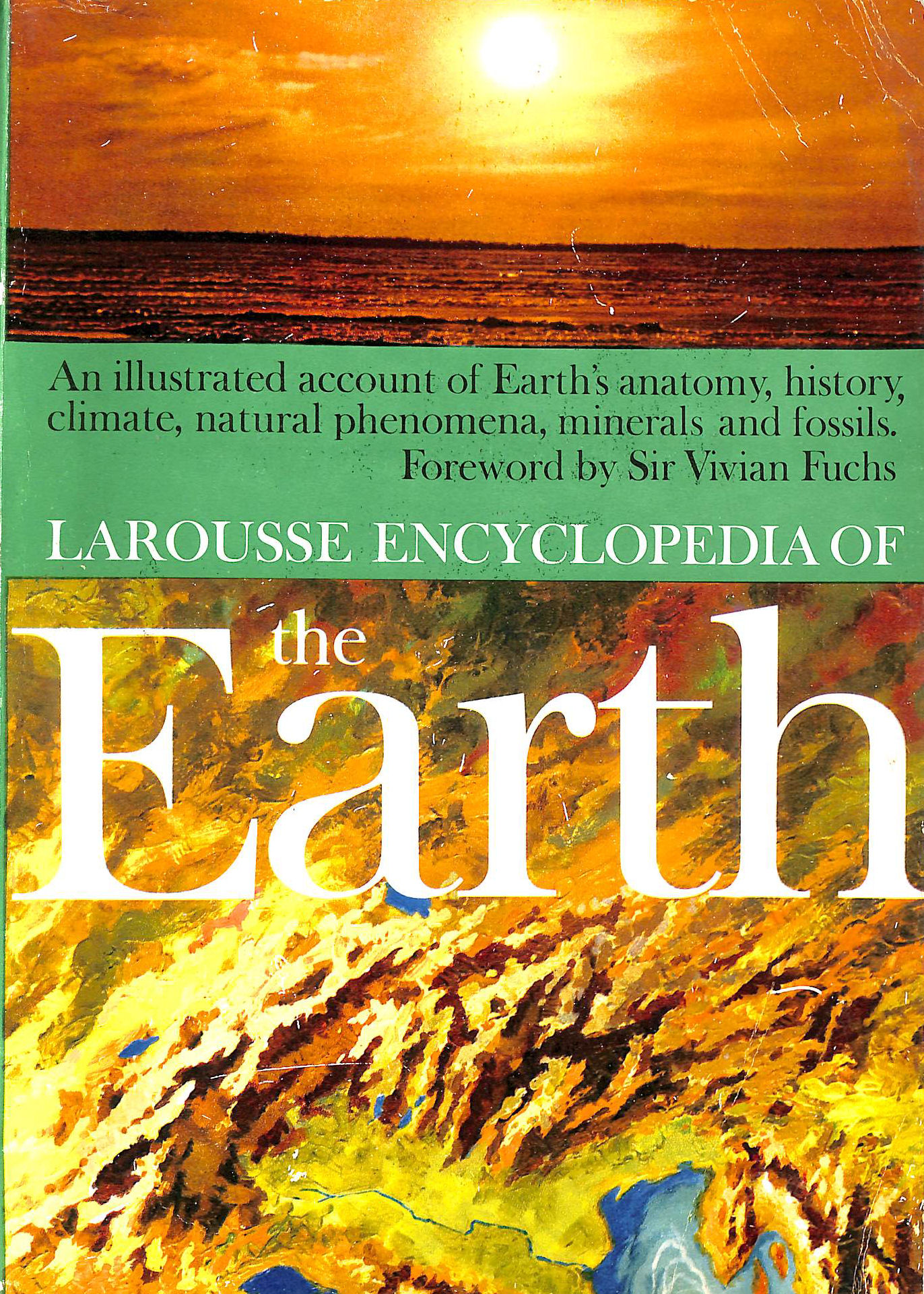 Image for Larousse Encyclopedia Of The Earth
