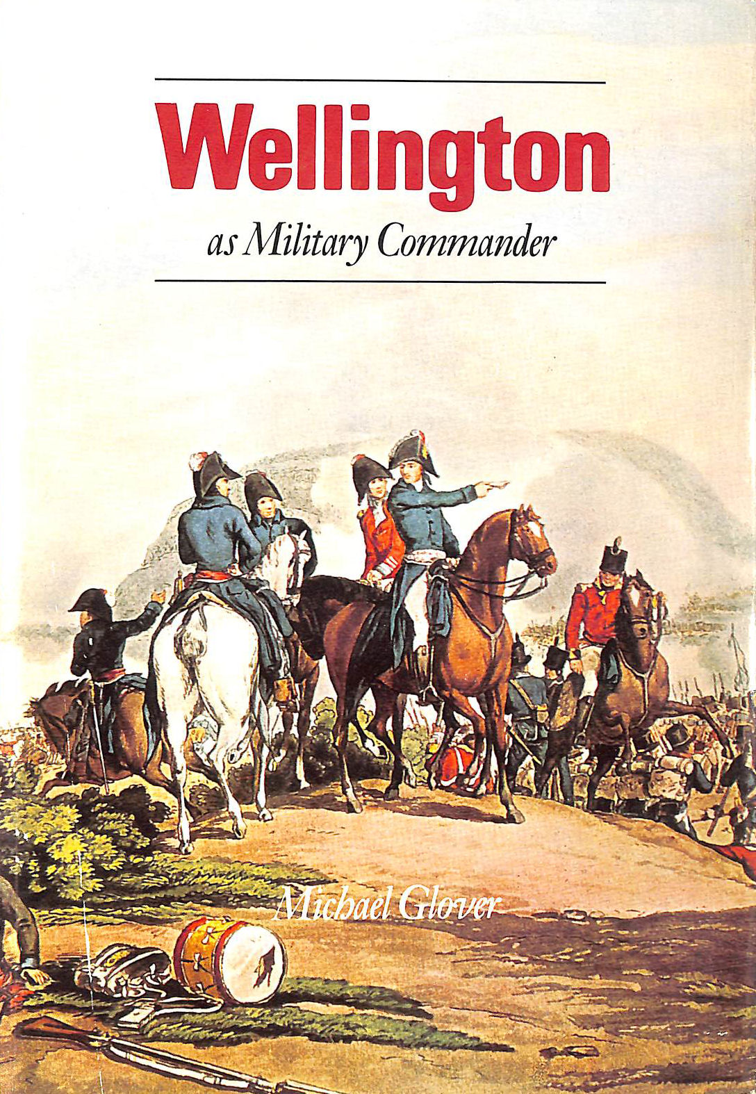 Image for Wellington (Military Commanders)