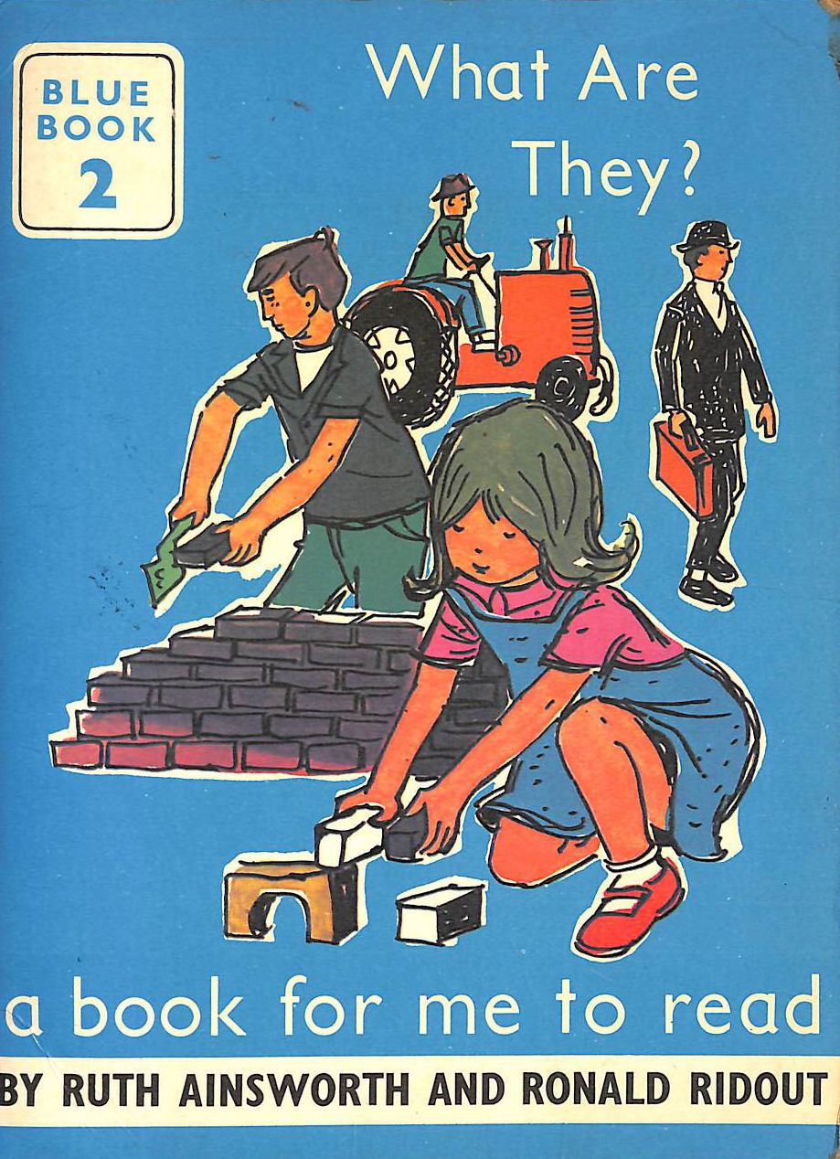 Image for Book For Me To Read: What Are They?: Blue Series