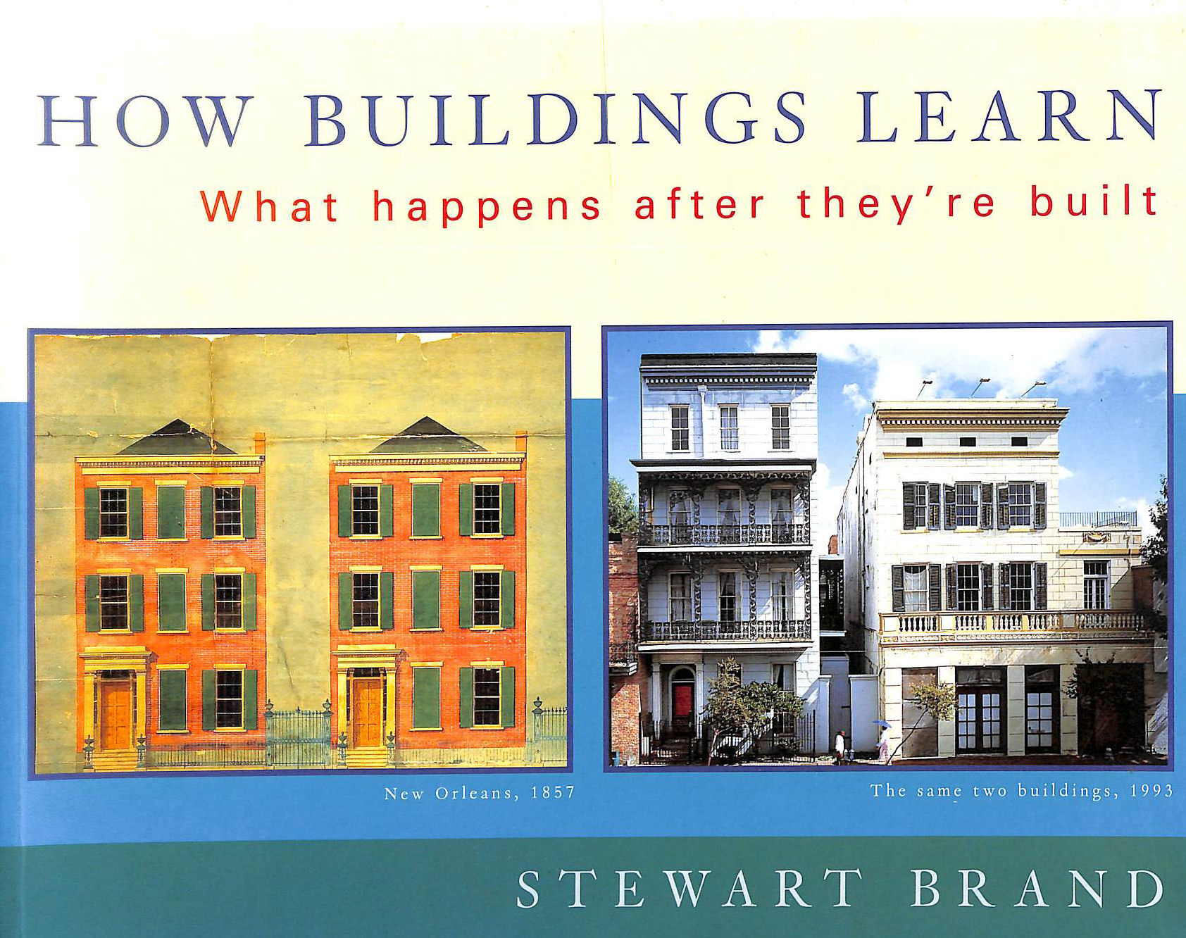 Image for How Buildings Learn: What Happens After They'Re Built