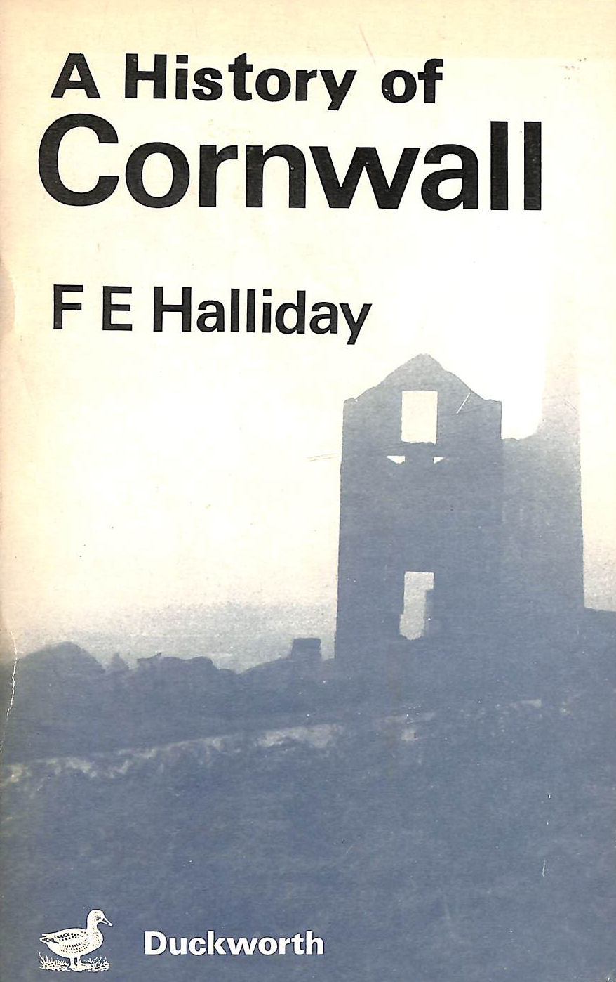 Image for A History Of Cornwall