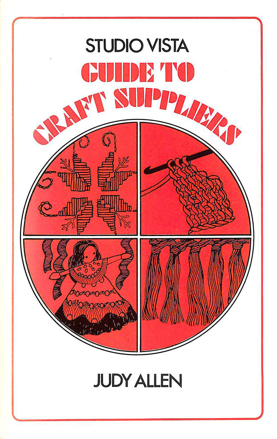 Image for Guide To Craft Suppliers