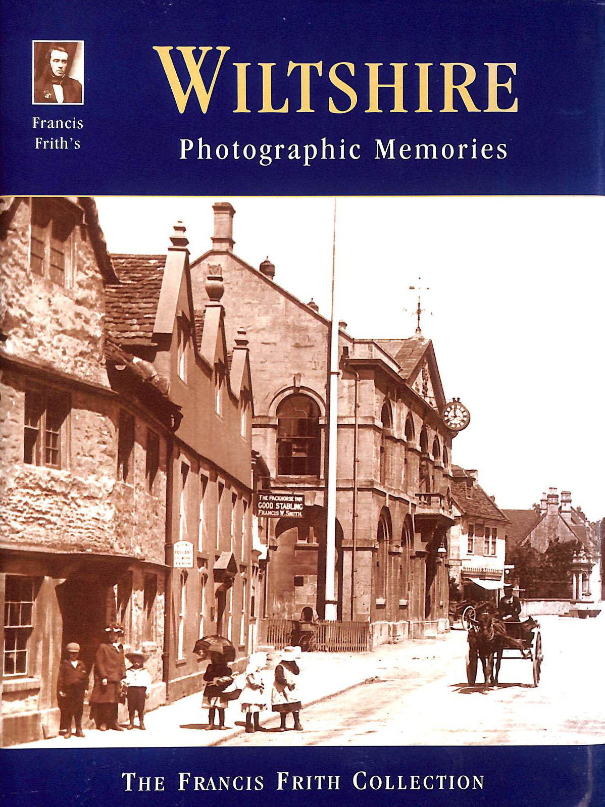 Image for Francis Frith'S Wiltshire (Photographic Memories)