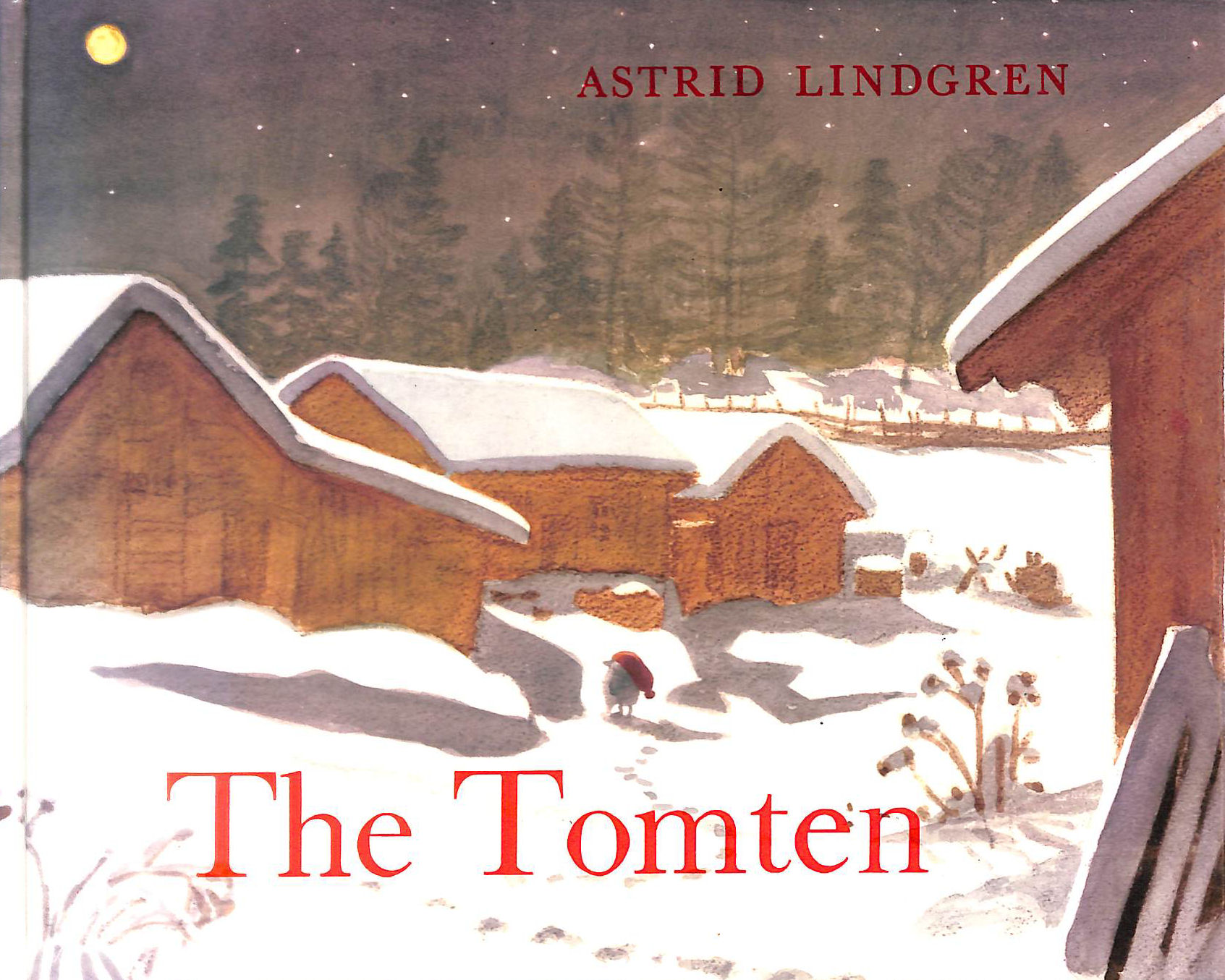 Image for The Tomten (Viking Kestrel Picture Books)
