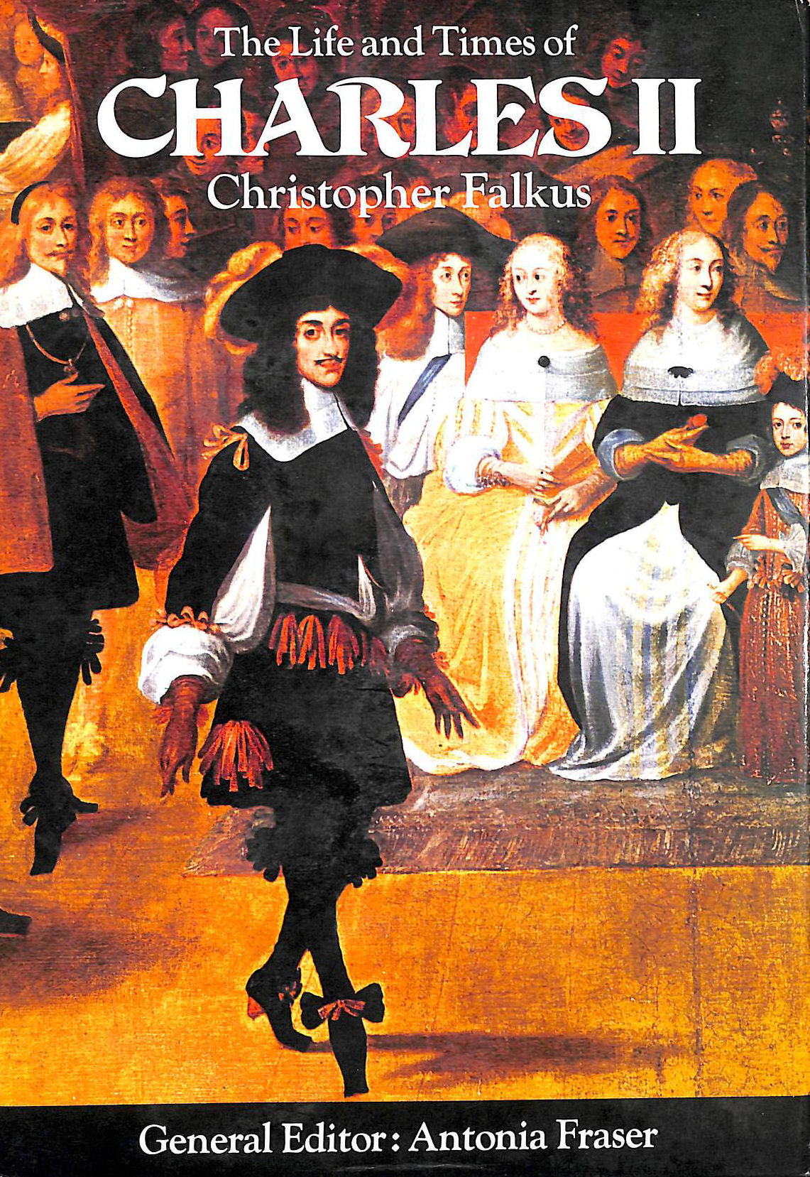 Image for The Life And Times Of Charles Ii (Kings & Queens Of England S.)