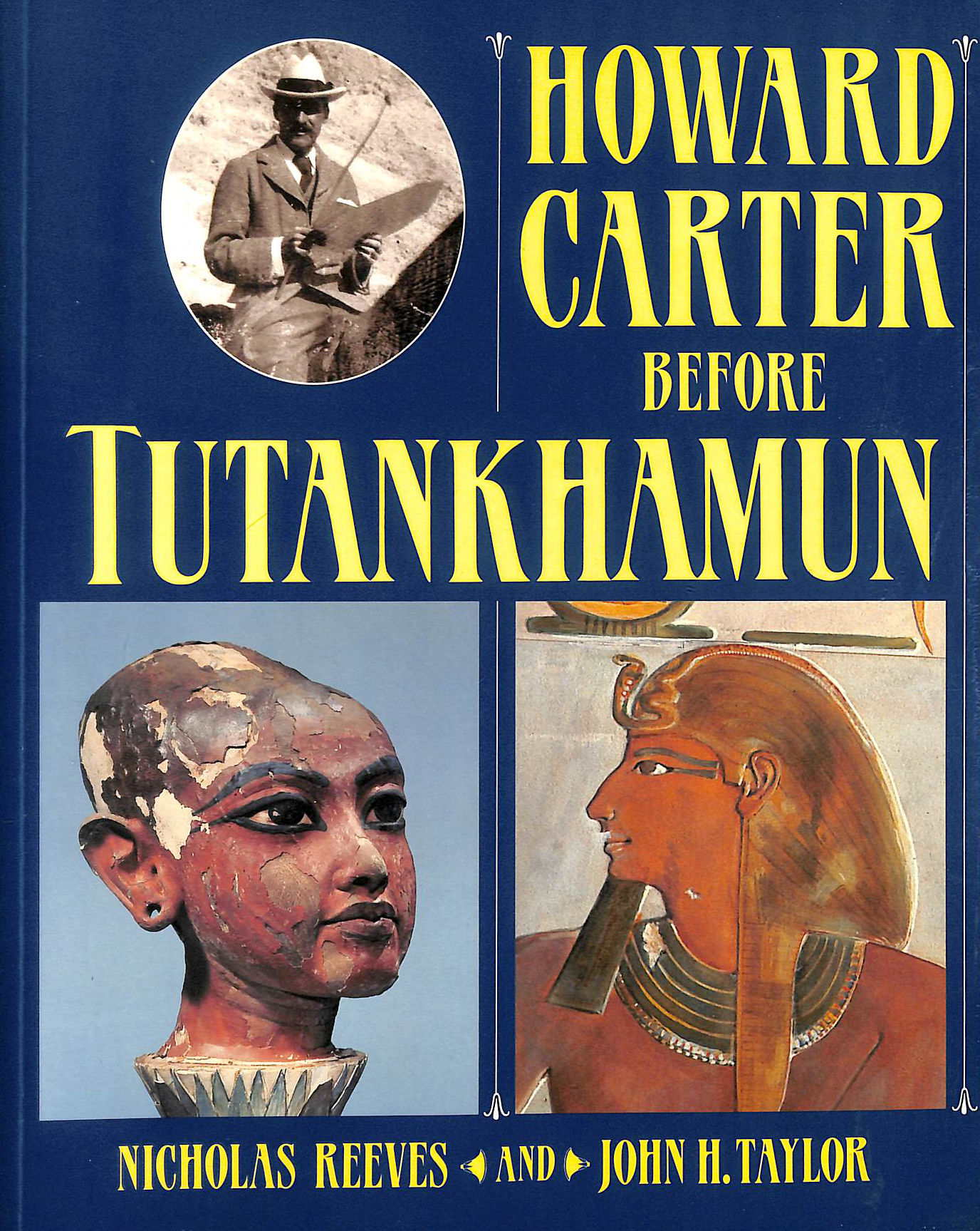 Image for Howard Carter And The Quest For Tutankhamun (Egyptian)