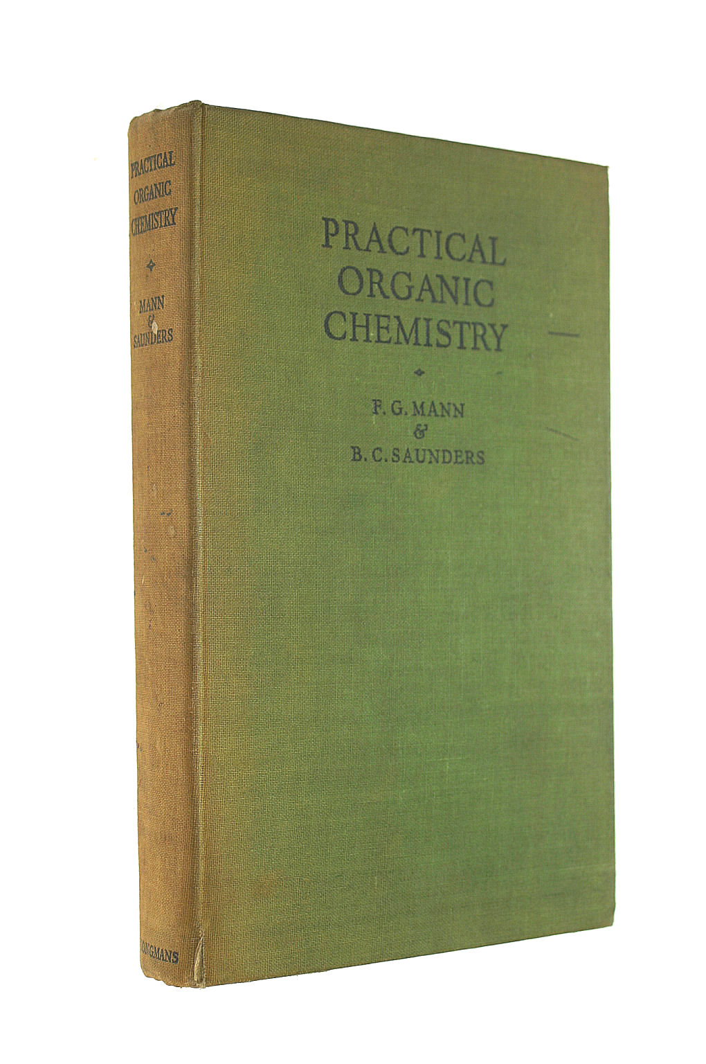Image for Practical Organic Chemistry, Etc