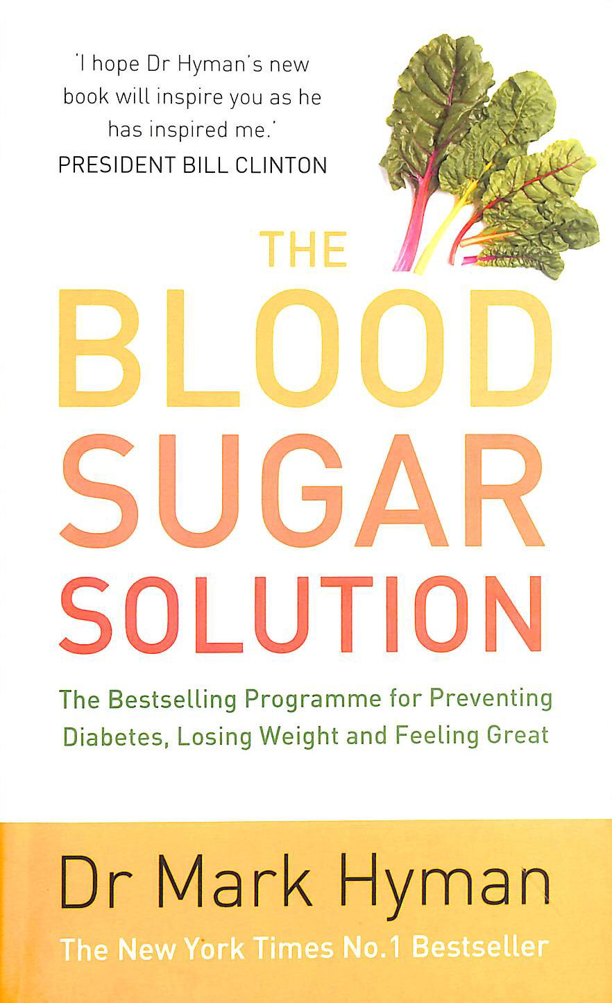 Image for The Blood Sugar Solution