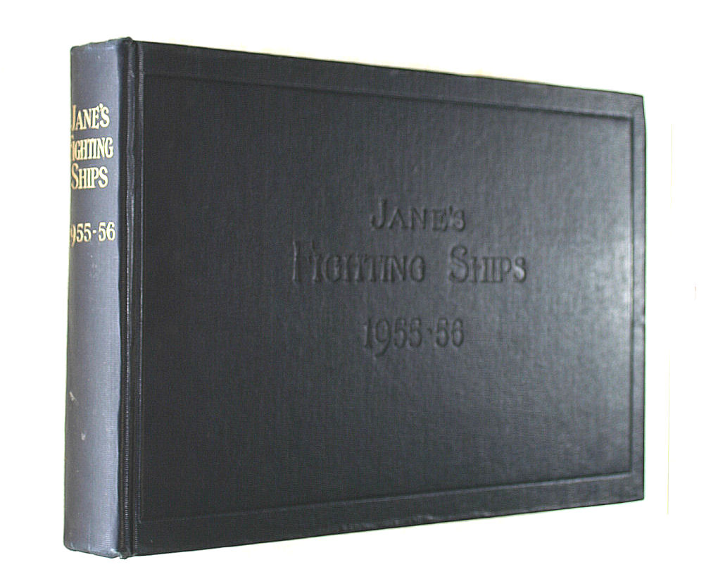 Image for Jane'S Fighting Ships 1955-56