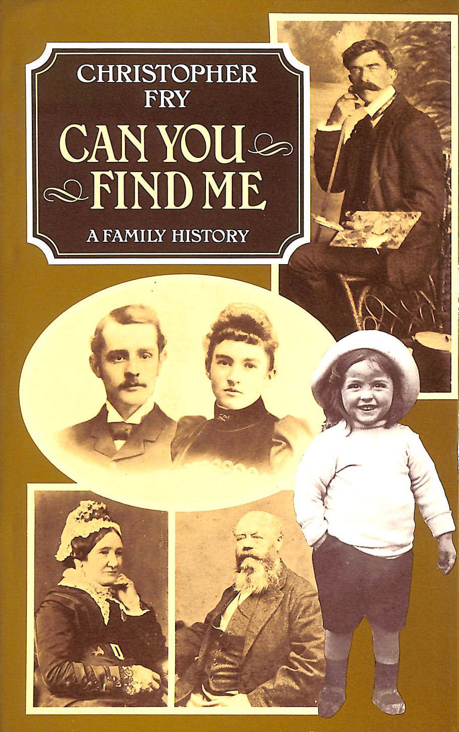 Image for Can You Find Me?: A Family History