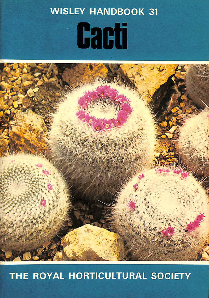 Image for Cacti (Wisley)
