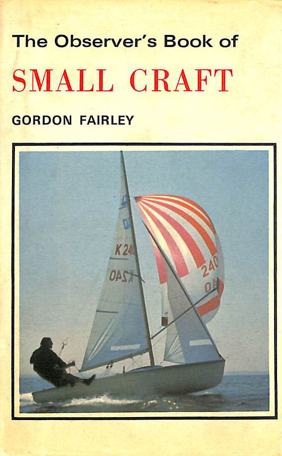 Image for The Observer'S Book Of Small Craft (Observer'S Pocket S.)