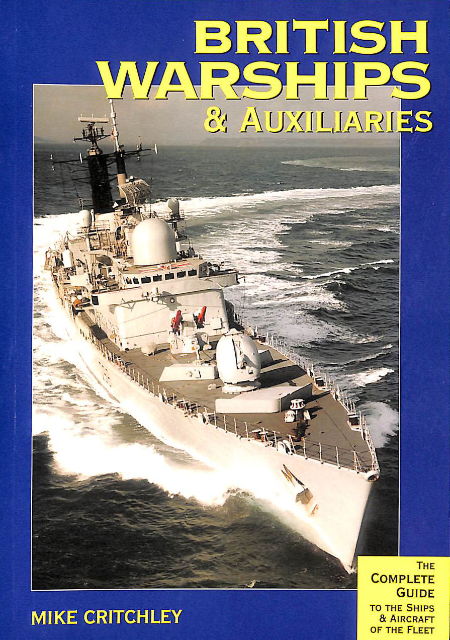 Image for British Warships And Auxiliaries 2002/2003