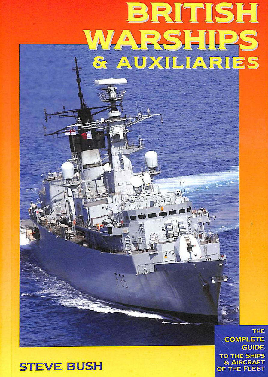 Image for British Warships And Auxiliaries 2007/2008