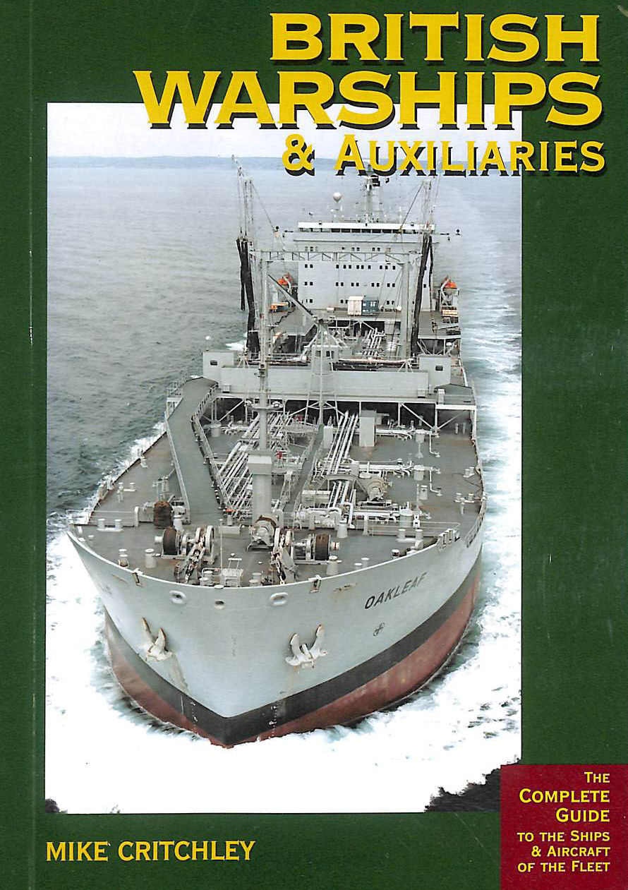 Image for British Warships And Auxiliaries 1999-2000