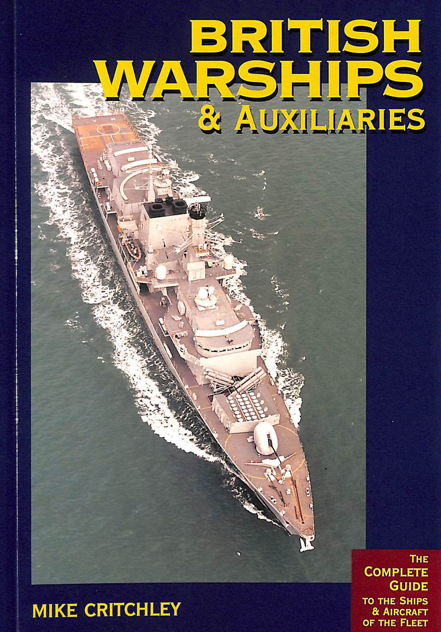 Image for British Warships And Auxiliaries 1998-99