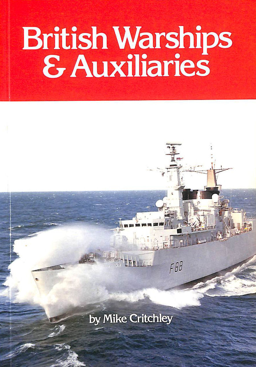 Image for British Warships And Auxiliaries 1985-86