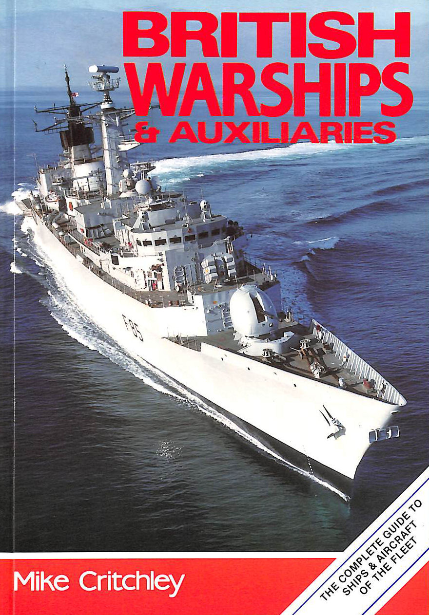 Image for British Warships And Auxiliaries 1990/91