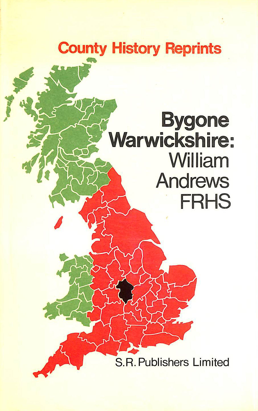 Image for Bygone Warwickshire (County Historical Reprints)