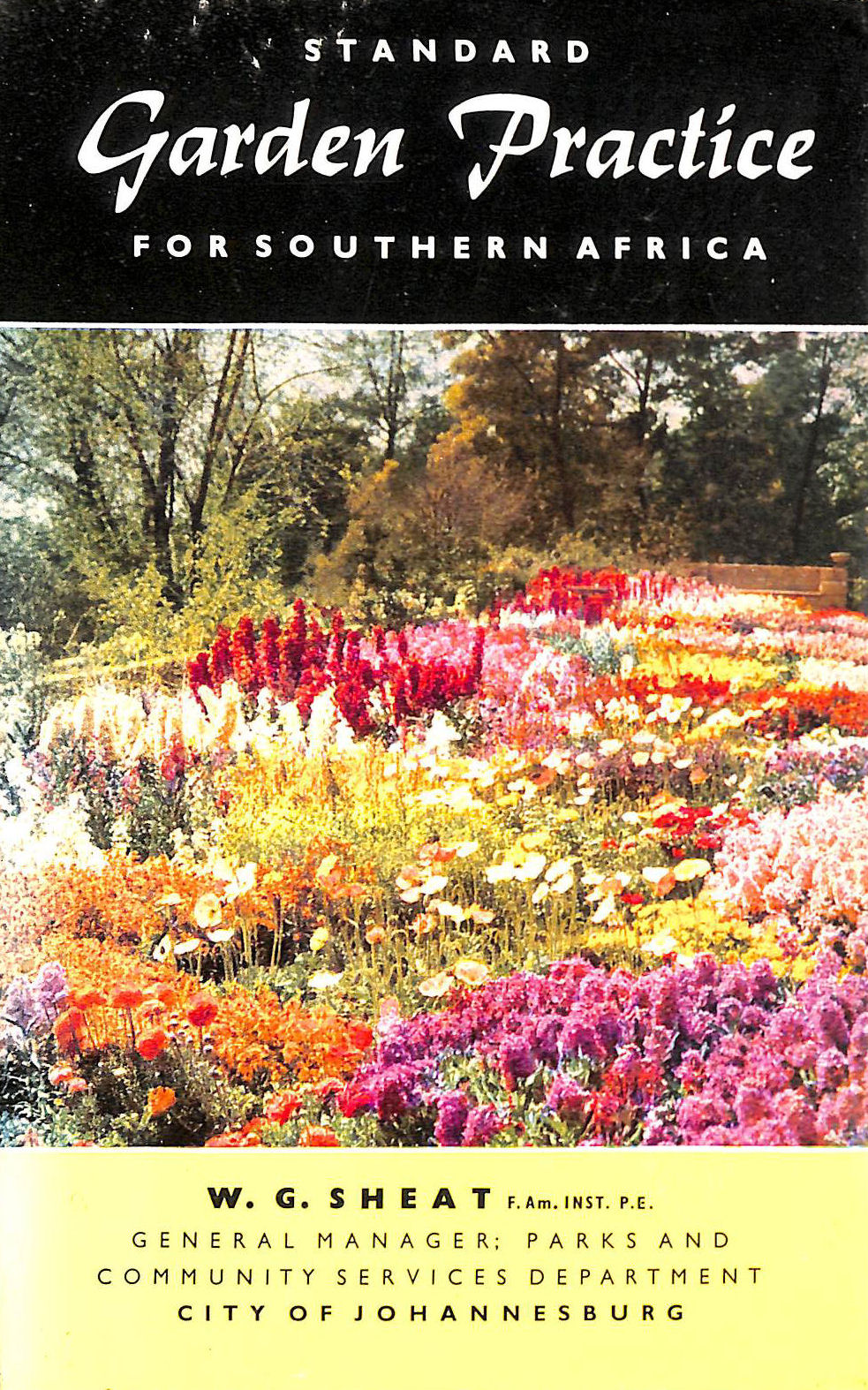 Image for Standard Garden Practice For Southern Africa.