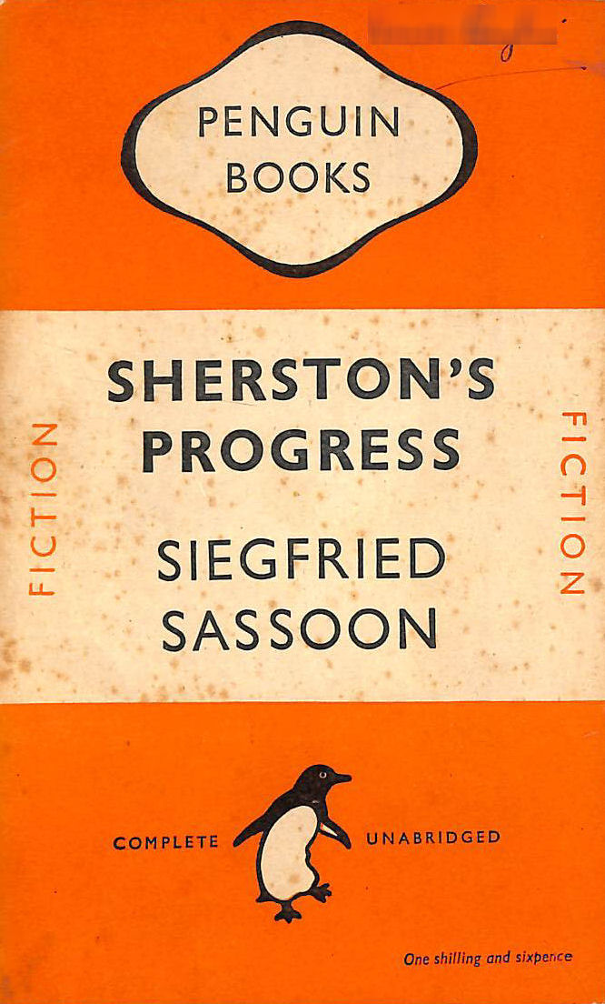 Image for Sherston'S Progress (676)
