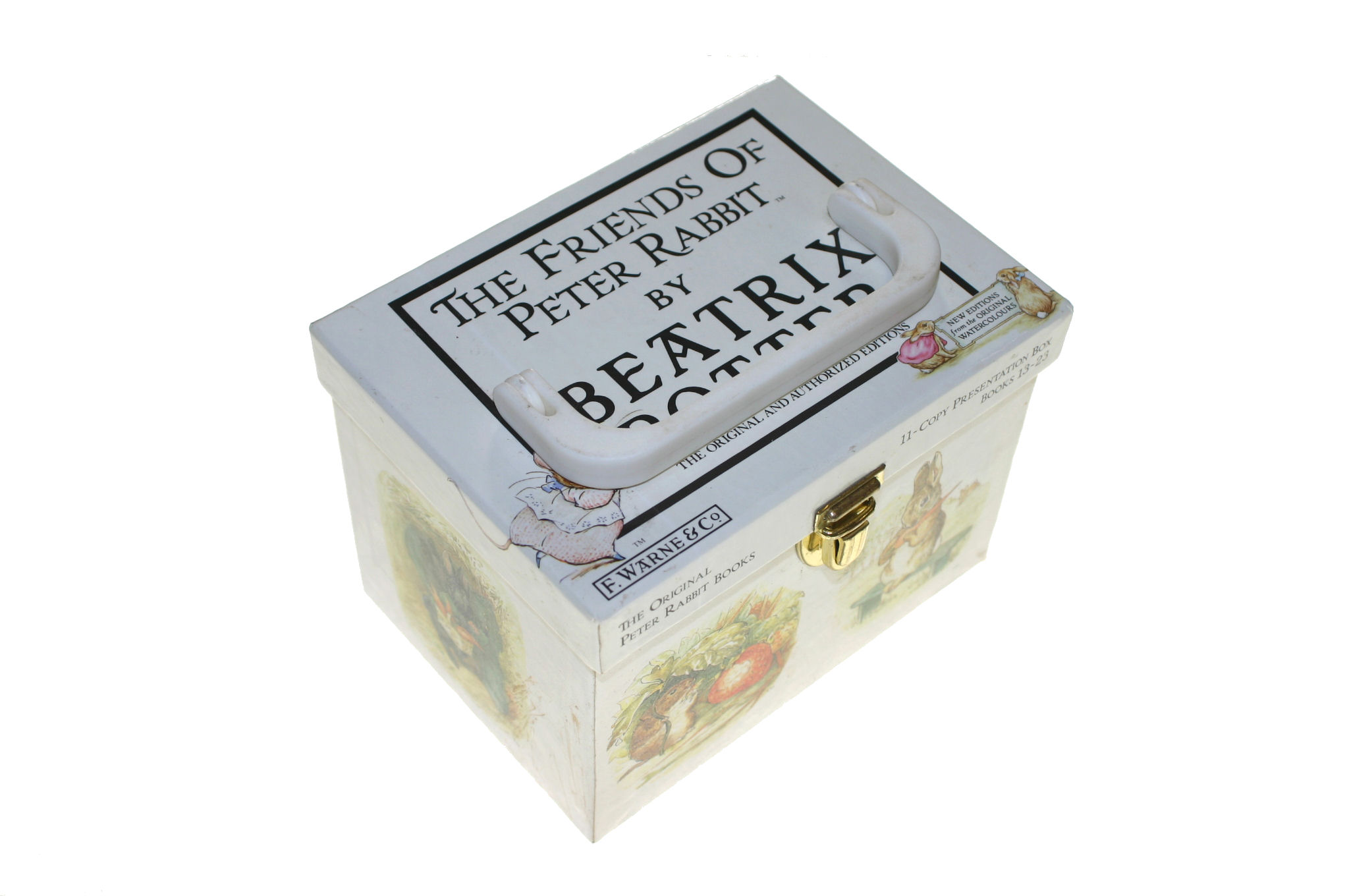 Image for The Friends Of Peter Rabbit 11 Volume Presentation Box Set - Books 13 To 23