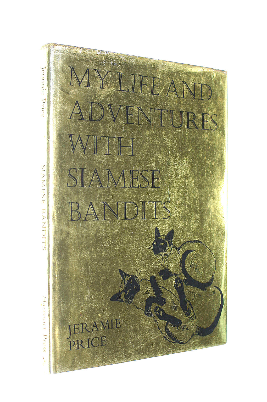 Image for My Life And Adventures With Siamese Bandits