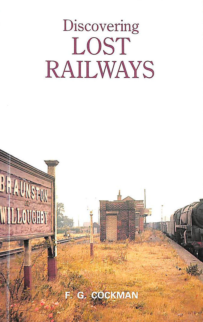 Image for Discovering Lost Railways (Discovering S.)