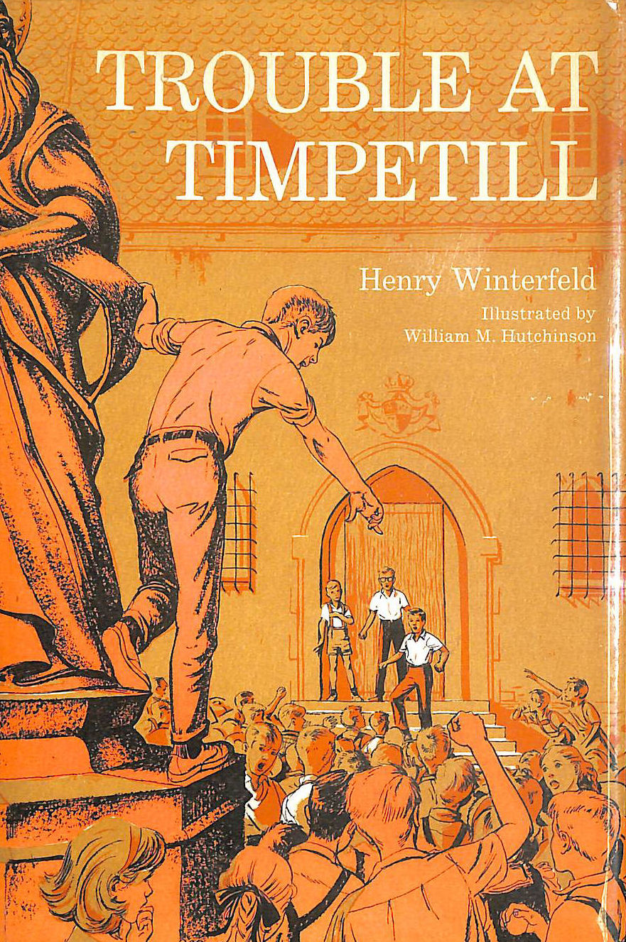 Image for Trouble At Timpetill