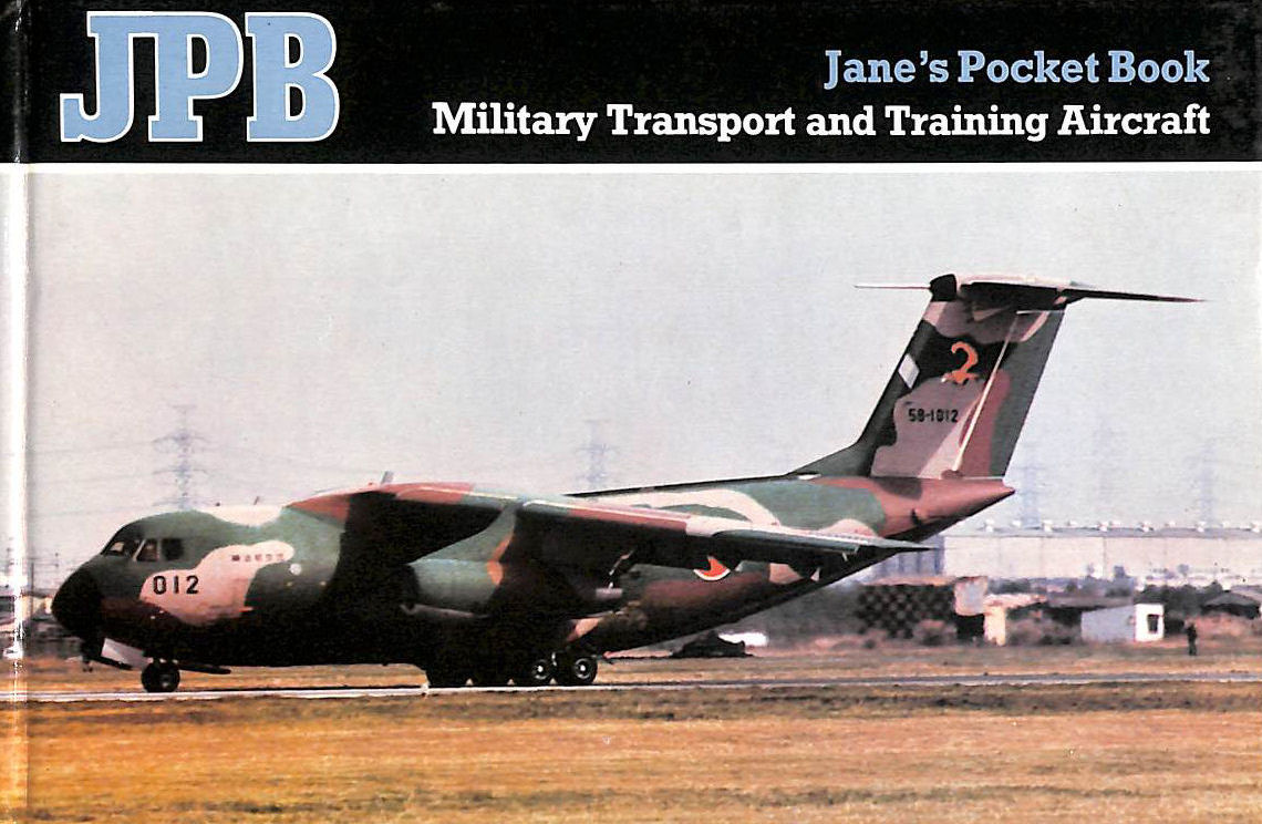 Image for Jane'S Pocket Book Of Military Transport And Training Aircraft