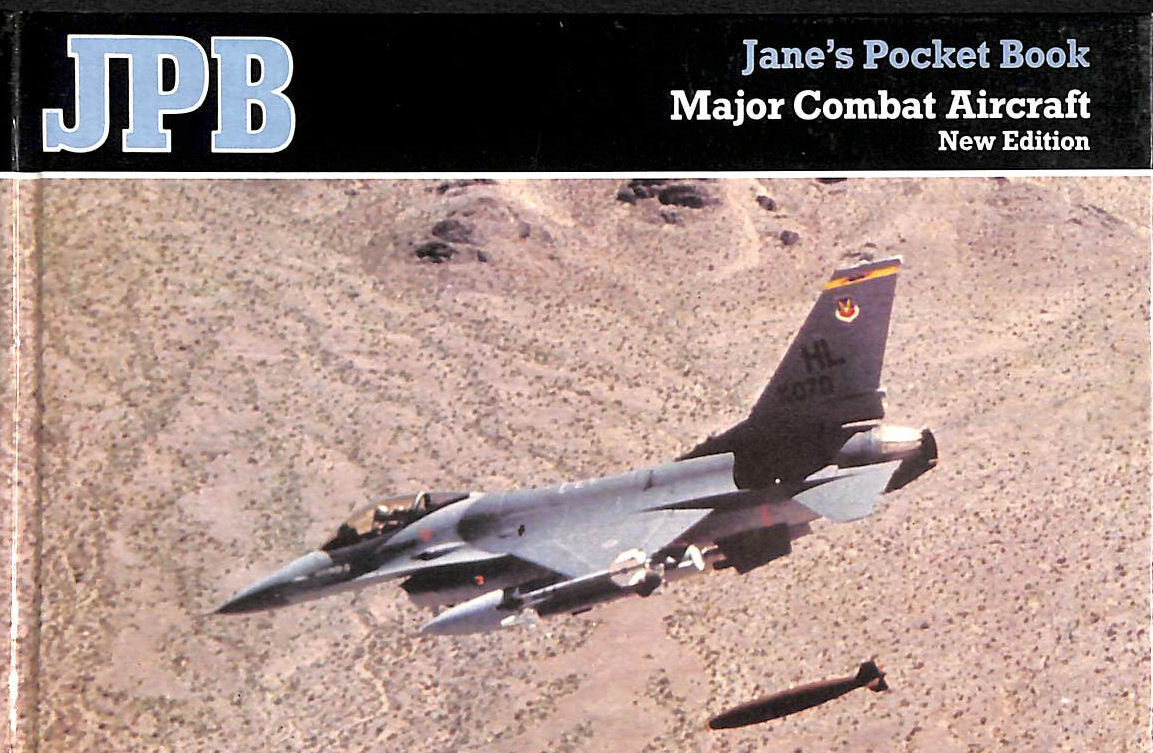 Image for Jane'S Pocket Book Of Major Combat Aircraft